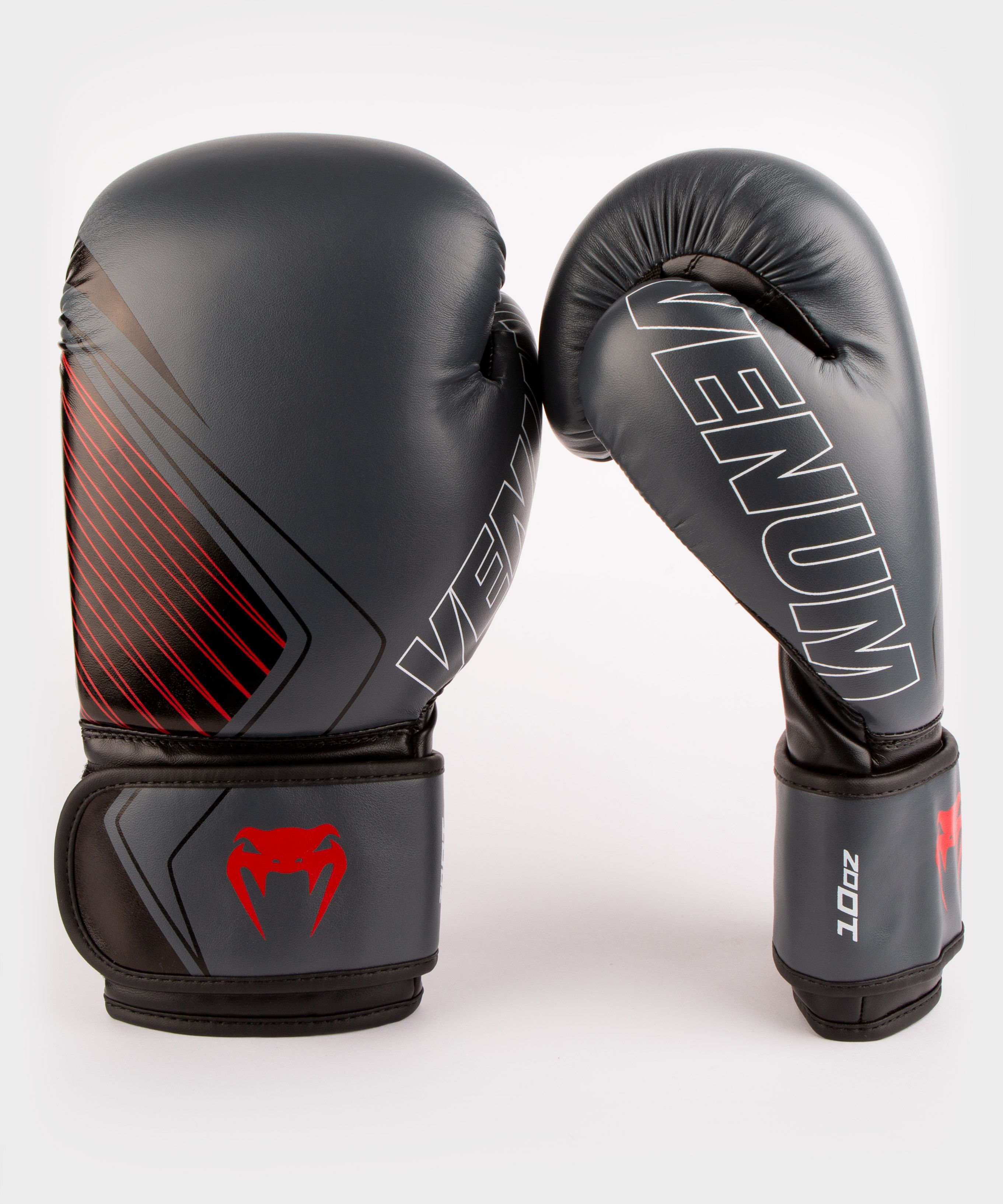 Venum Contender 2.0 Gloves - Black/Red
