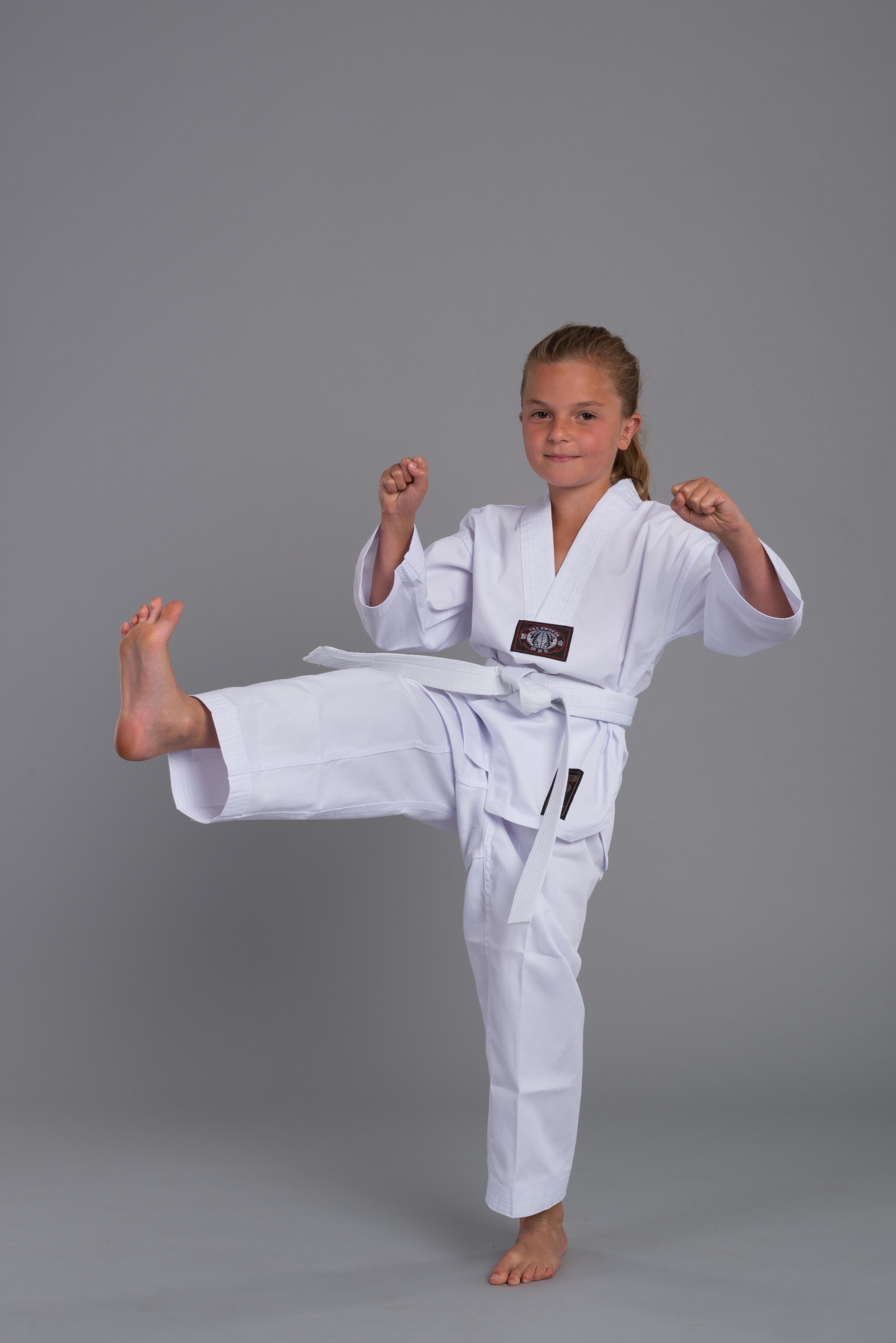 BASIC EDITION Taekwondo Dobok weiß