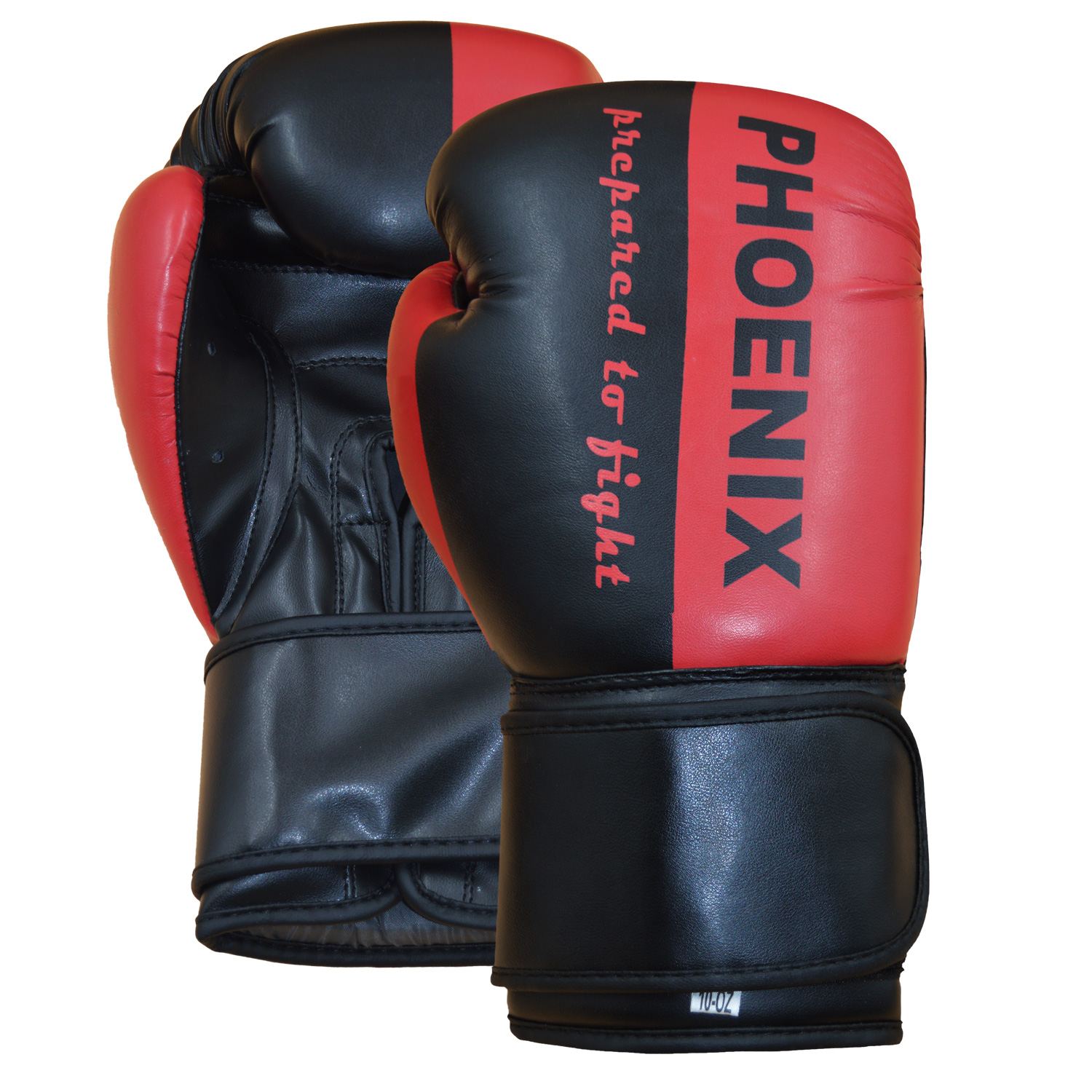"""PX Boxhandschuh """"Prepared to Fight"""" PU s/R"""