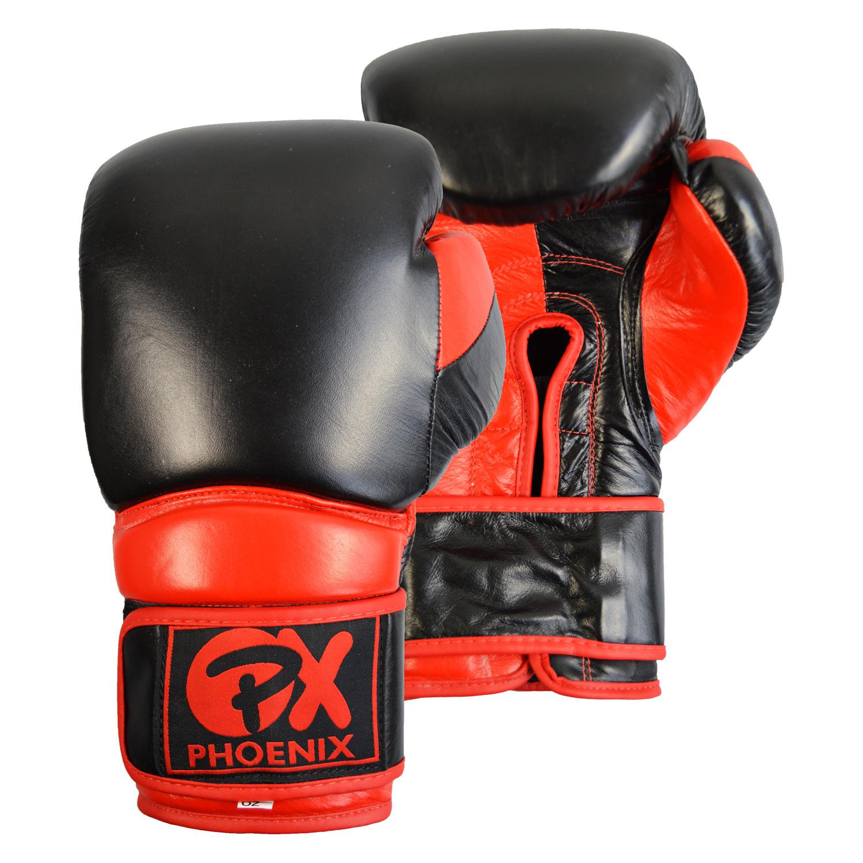 "PX Boxhandschuh ""Krav Maga"" PU s/g"
