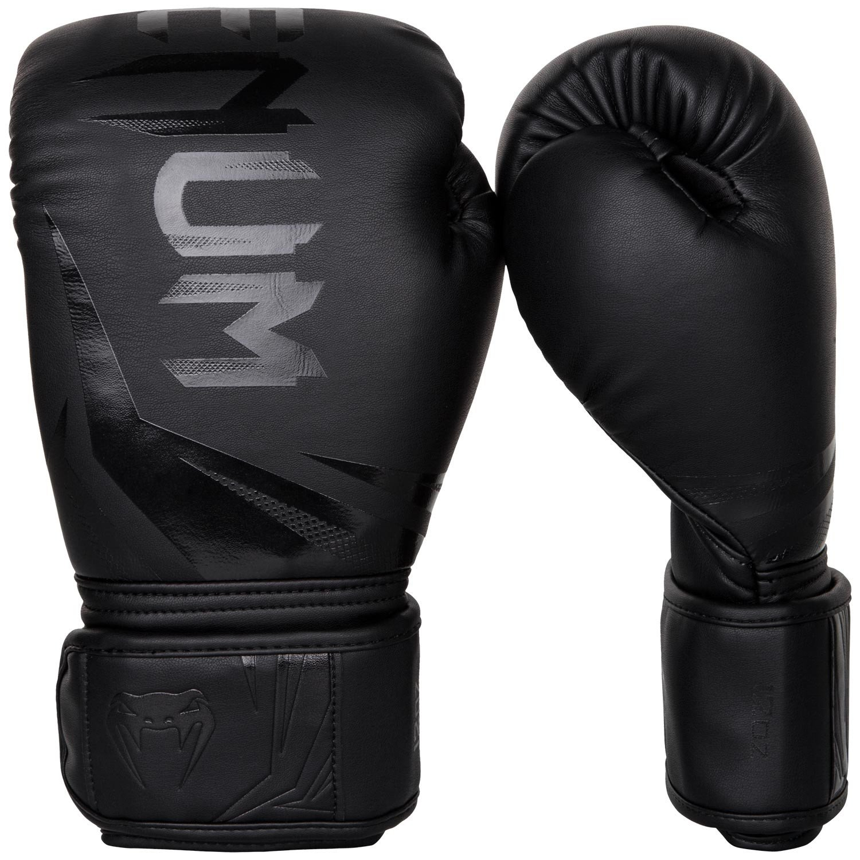 Venum Challenger 3.0 Gloves - Black/Black