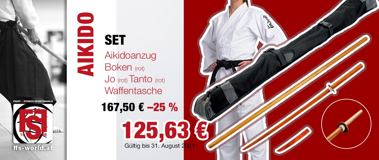 Aikido Set