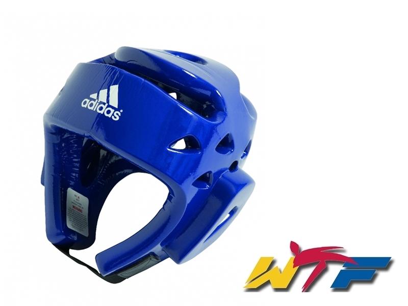 ADIDAS TKD Kopfschutz Dip blau