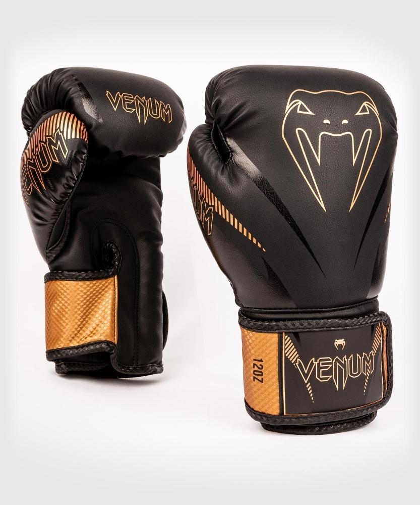 Venum Impact Gloves - Black/ Bronze