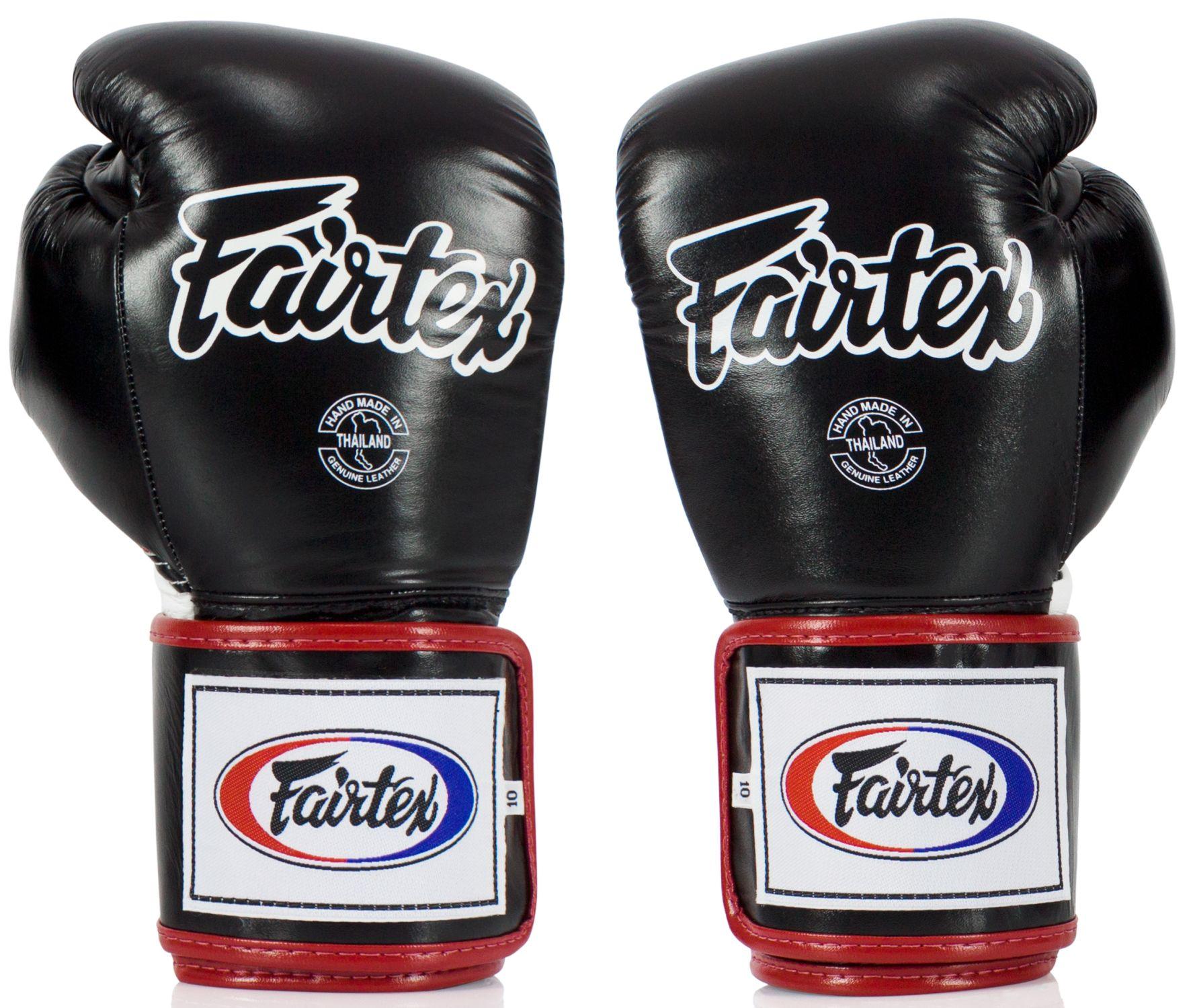 FAIRTEX BGV5 Boxhandschuhe s-w-r