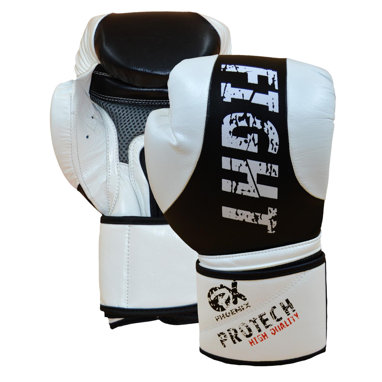 PX PX Leder-Boxhandschuh ProTech Fight